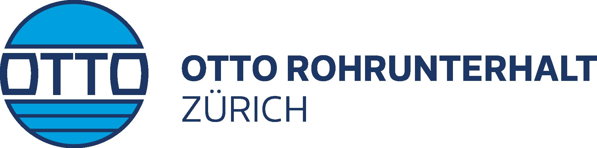 Logo der Firma Otto Rohrunterhalt Zürich